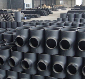 Alloy Steel ASTM A234 WP9 Equal Tee