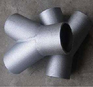 Alloy Steel WP9 Lateral Tee