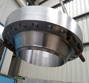 A182 F1 Alloy Steel Raised Face Flanges