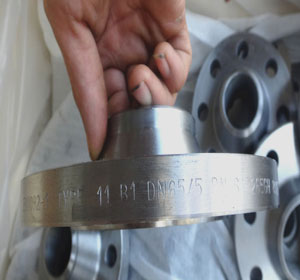ASTM A182 F1 Cl.2 Reducing Flanges