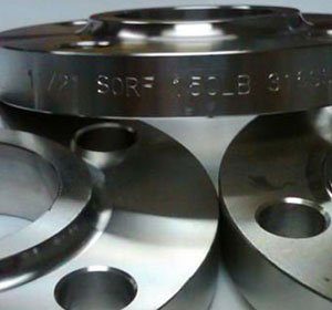 ASTM A182 F1 Slip On Flanges