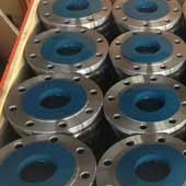 ASME B16.47 Series a smooth raised face Flanges
