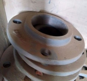 ASTM A-197 Malleable Iron Flange Flange