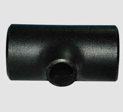 ASME SA234 WPB Carbon Steel Seamless Equal Tee