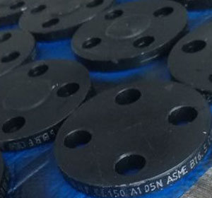 Carbon Steel ASTM a105 Male and Female Flanges
