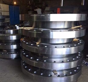 ASTM A350 gr LF2 Raised Face Flanges