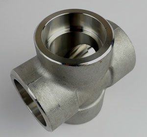 Carbon Steel ASTM a105 Forged Socket Weld Cross