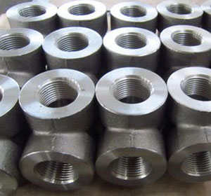 ASTM A105 Carbon Steel Forged Socket Weld Tee