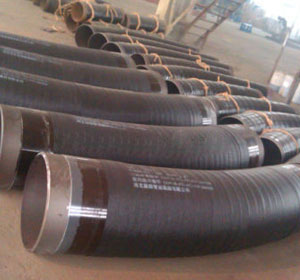 Hot Induction Bends Pipeline Distributor In Japan
