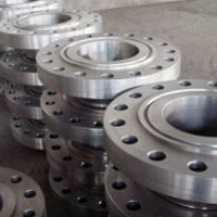 ASTM A182 F321H Ring Joint Flanges