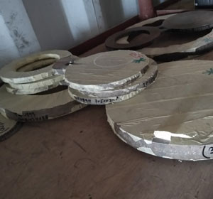 Spectacle Blind Flange Raised Face Suppliers In Mumbai