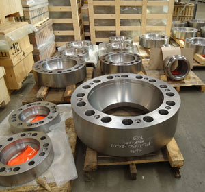 ASME B16.5 Screwed/ Threaded Flanges