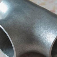 ASTM A403 WP321 Stainless Steel Unequal Tee