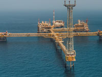 Offshore Gas Field Expansion, Qatar