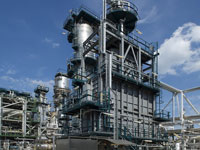 Rayong Refinery Construction, Thailand